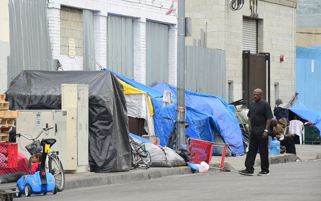 LA County Public Health Officials Work to Improve Sanitation and Living Conditions for Persons Experiencing Homelessness