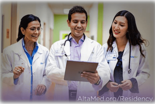 AltaMed's Family Medicine Residency Program