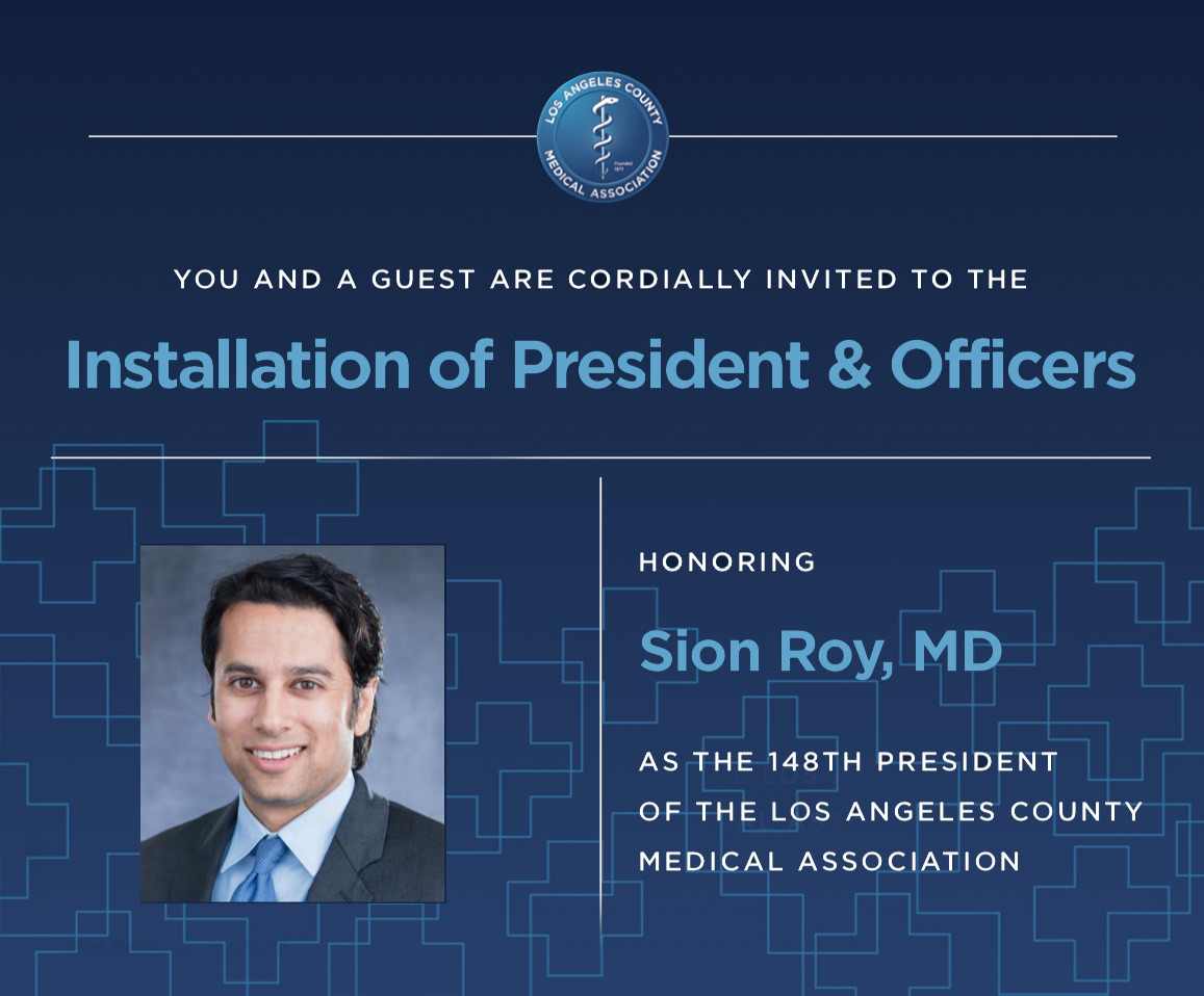Join Us for Our 2019 Annual Installation of Officers & President