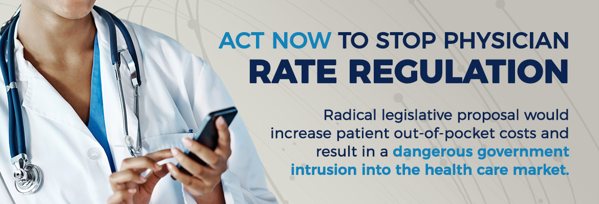 CA Physicians Oppose Radical Bill