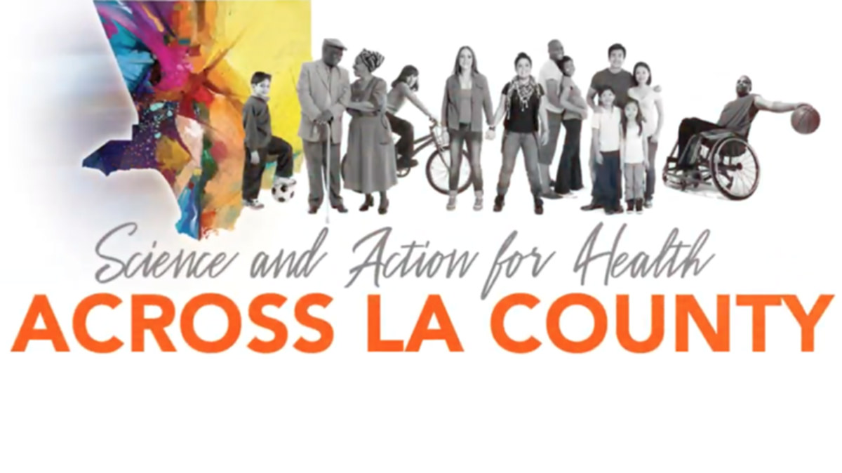 Los Angeles County Department of Public Health Kicks off 2019 National Public Health Week on April 1