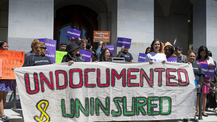 Last in Line for Health Care:  Bridging the Gap in Care for Undocumented People Across California
