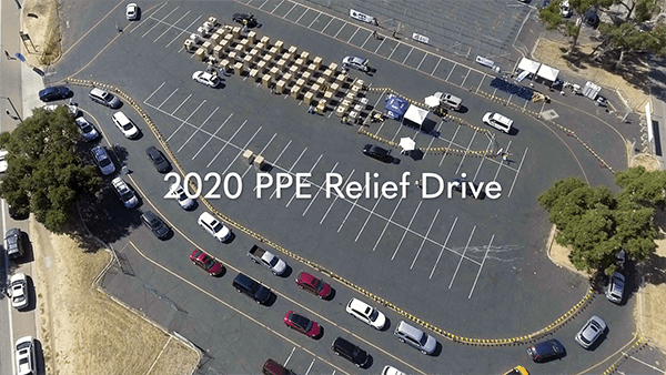 2020 PPE Relief Drive