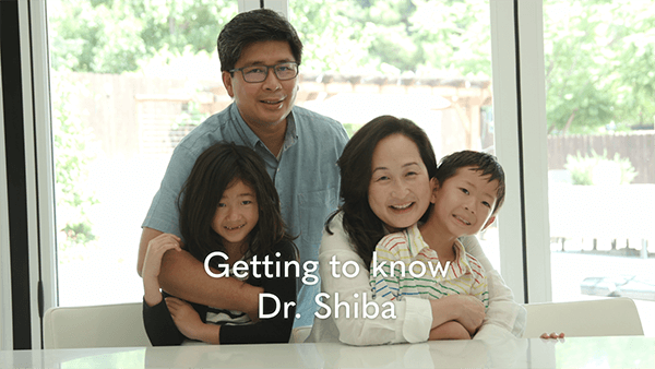 Getting to Know Dr. Shiba