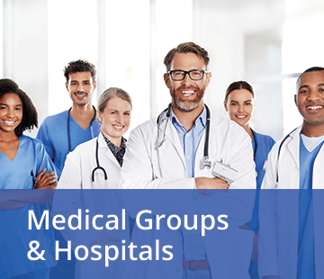 Medical Groups & Hospitals